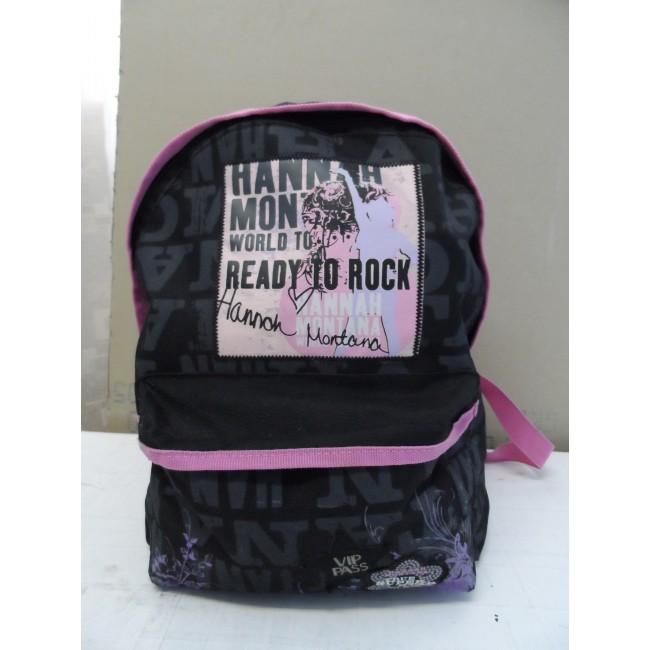 Рюкзаки hannah montana портфели дорожные сумки купить в саквояже