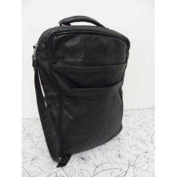 Шкіряна сумка на плече