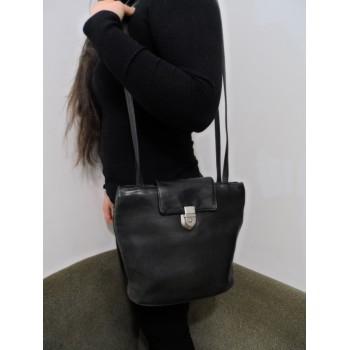 Шкіряна жіноча сумка Sybilla