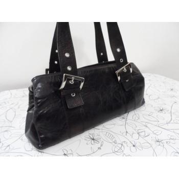 Якісна шкіряна жіноча сумка