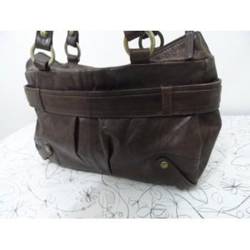 Якісна шкіряна жіноча сумка Giulia
