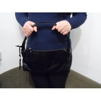 Якісна шкіряна жіноча сумка від швейцарців Navyboot