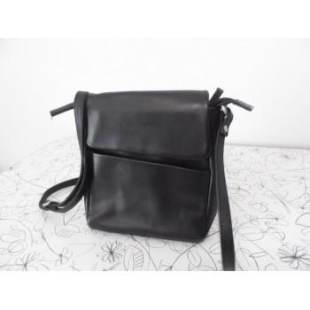 Якісна шкіряна жіноча сумка KCL