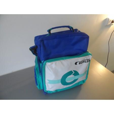 Новий рюкзак сумка з Швейцарії Buhler (має каркас для речей)