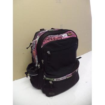 Якісний ергономічний датський рюкзак Jeva (тримає форму,має захист дна
