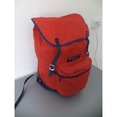 Новий надійний вінтажний туристичний рюкзак з каркасом