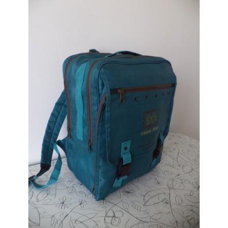 Великий стильний легкий сумка рюкзак від голландців Enrico Benetti