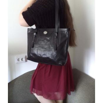 Елітна шкіряна жіноча сумка The Bridge /ОРИГІНАЛ