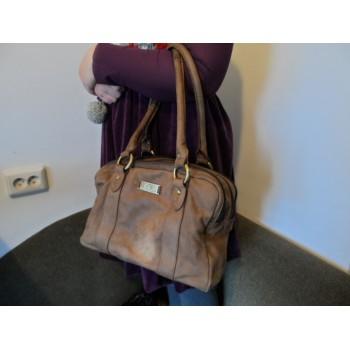 Шкіряна жіноча сумка Rowallan