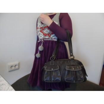 Якісна шкіряна жіноча сумка Bonita