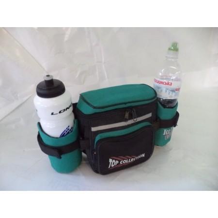 Трекінгова термо-сумка на пояс під флягу
